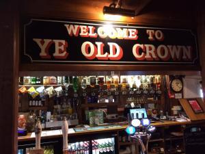 Ye Old Crown