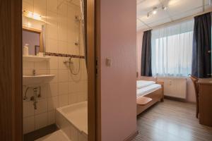 Rheinauer Hof - Das Hotel am Riedweg, Hotely  Mannheim - big - 11