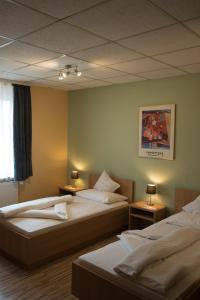 Rheinauer Hof - Das Hotel am Riedweg, Hotely  Mannheim - big - 9
