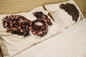 Romano B&B, Отели типа «постель и завтрак»  Сан-Северо - big - 9