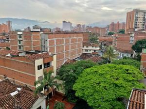 Apartamento Medellín Sun Set, Guest houses  Medellín - big - 4
