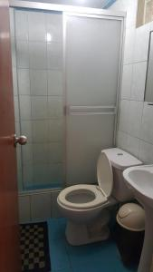 Hospedaje San Vicente, Penziony  Trujillo - big - 16