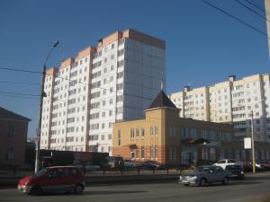 Apartment on Kommunarov