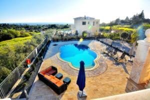 Villa Agios Ilias 2, Villák  Korall-öböl - big - 23