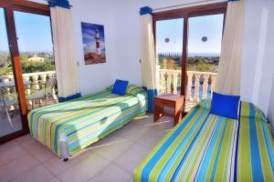 Villa Agios Ilias 2, Villák  Korall-öböl - big - 26