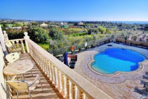 Villa Agios Ilias 2, Villák  Korall-öböl - big - 27