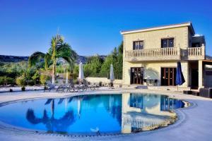 Villa Agios Ilias 2, Villák  Korall-öböl - big - 30