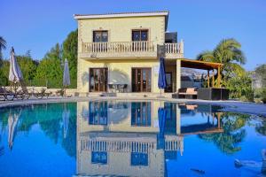 Villa Agios Ilias 2, Villák  Korall-öböl - big - 1
