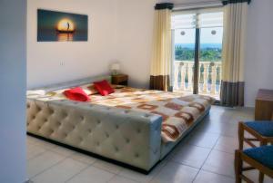 Villa Agios Ilias 2, Villák  Korall-öböl - big - 31