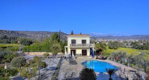 Villa Agios Ilias 2, Villák  Korall-öböl - big - 34