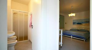Appartamento Mare Blu, Apartmanok  Torre Suda - big - 6