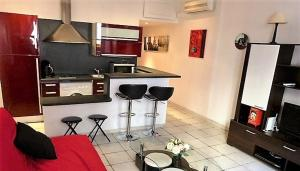 Appartement centre Jaures, Apartmány  Cannes - big - 1