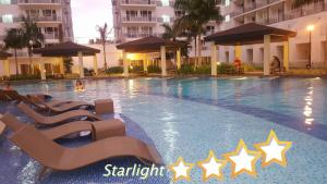 One Bedroom Apartment in Shell Residences, Apartmány  Manila - big - 17