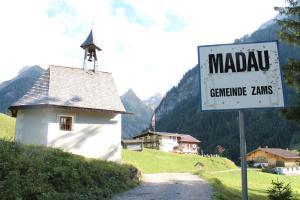 Berggasthaus Hermine Madau, Fogadók  Bach - big - 8