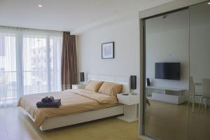 Avenue Residence condo by Liberty Group, Apartments  Pattaya Central - big - 71