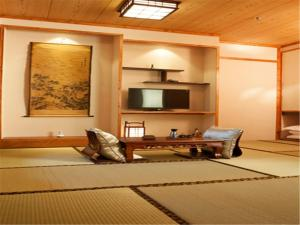 Hongduan Japanese Style Inn, Magánszobák  Peking - big - 22