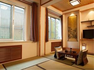 Hongduan Japanese Style Inn, Priváty  Peking - big - 24
