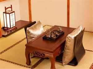 Hongduan Japanese Style Inn, Magánszobák  Peking - big - 8