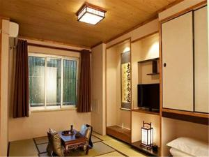 Hongduan Japanese Style Inn, Magánszobák  Peking - big - 2