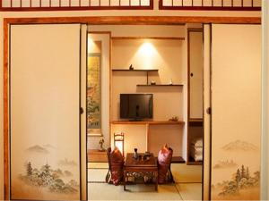 Hongduan Japanese Style Inn, Magánszobák  Peking - big - 7