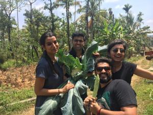 Palkadavu Warium Villa, Holiday homes  Mananthavady - big - 15