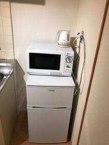 Naniwa Guest House Kuromon, Ferienwohnungen  Osaka - big - 30