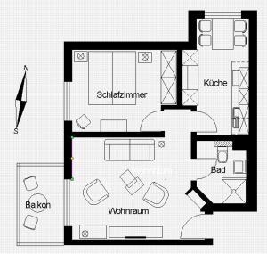 Apartments Mönchgut