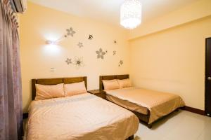 Beike Hua Homestay, Privatzimmer  Taitung City - big - 24
