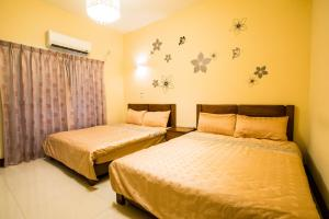 Beike Hua Homestay, Privatzimmer  Taitung City - big - 23
