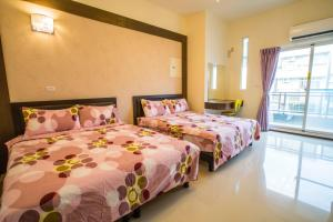 Beike Hua Homestay, Privatzimmer  Taitung City - big - 9