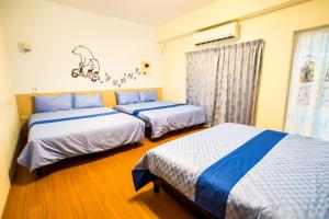 Beike Hua Homestay, Privatzimmer  Taitung City - big - 3