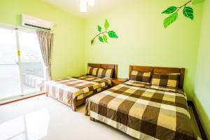 Beike Hua Homestay, Privatzimmer  Taitung City - big - 18