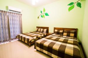 Beike Hua Homestay, Privatzimmer  Taitung City - big - 16
