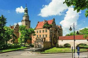 Zamek Ksiazecy w Olesnicy