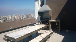 Departamento II en Edificio Carmen Argomedo Dos, Apartmány  Santiago - big - 20