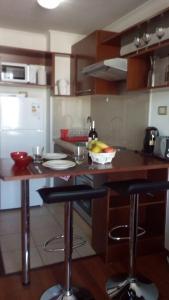 Departamento II en Edificio Carmen Argomedo Dos, Apartmány  Santiago - big - 21