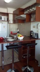Departamento II en Edificio Carmen Argomedo Dos, Apartmány  Santiago - big - 30