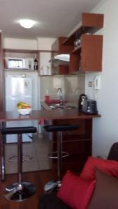 Departamento II en Edificio Carmen Argomedo Dos, Apartmány  Santiago - big - 36