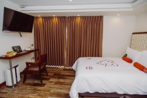 Hotel Jaya Machupicchu, Hotely  Machu Picchu - big - 29