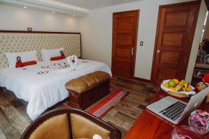 Hotel Jaya Machupicchu, Hotely  Machu Picchu - big - 55