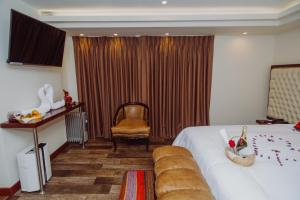Hotel Jaya Machupicchu, Hotely  Machu Picchu - big - 1