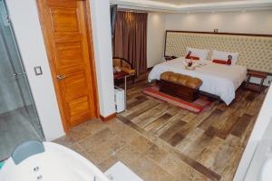 Hotel Jaya Machupicchu, Hotely  Machu Picchu - big - 45