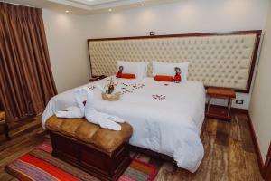 Hotel Jaya Machupicchu, Hotely  Machu Picchu - big - 37