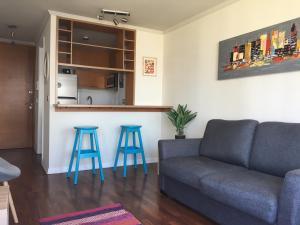 Departamento Providencia, Appartamenti  Santiago - big - 5