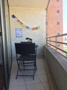 Departamento Providencia, Apartmanok  Santiago - big - 4