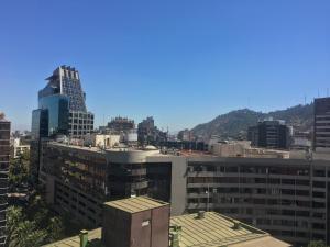 Departamento Providencia, Апартаменты  Сантьяго - big - 2