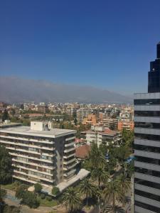 Departamento Providencia, Апартаменты  Сантьяго - big - 8