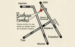 Rasthof und Motel Fernthal