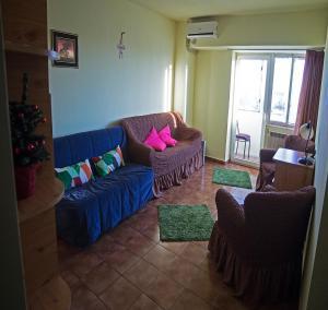 Apartament Piata Alba Iulia, Апартаменты  Бухарест - big - 10