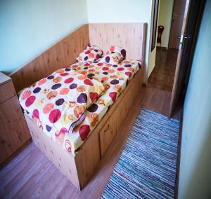 Apartament Piata Alba Iulia, Апартаменты  Бухарест - big - 9